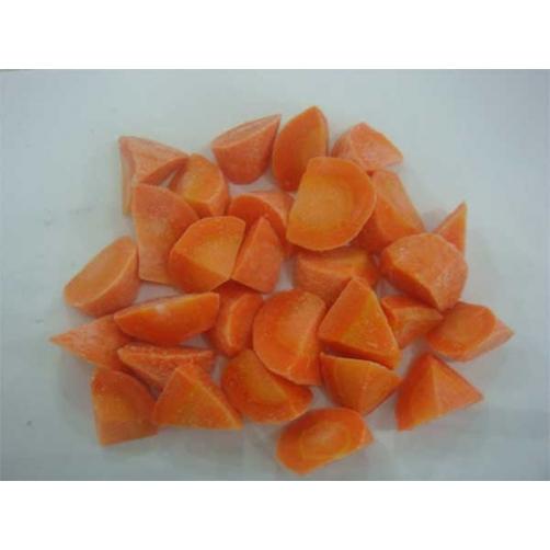 Frozen Carrot Random Cut