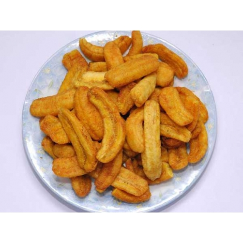Crispy Vacuum Fried Banana
