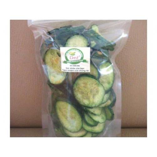 Crispy Vacuum Fried Cucumber (New product)
